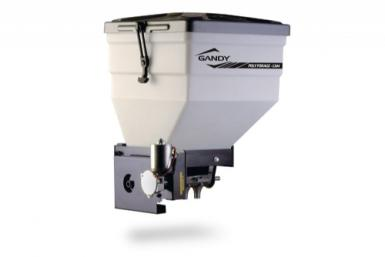 100 Lb. Feed/Forage Additive Applicator with Four Outlets