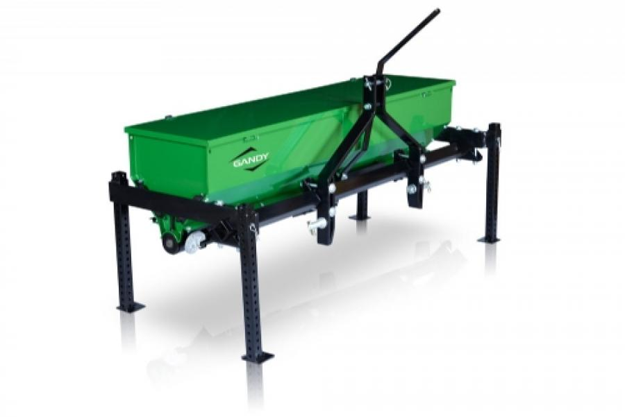 6-ft  Drop Spreader with 3-Pt  Hitch | Gandy