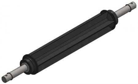 """10"""" Rubber Rotor Bar Package"""