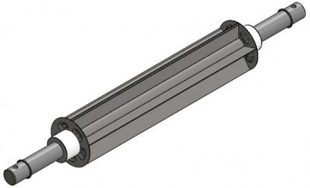 Stainless Steel Rotor Bar Package for Poly Cam