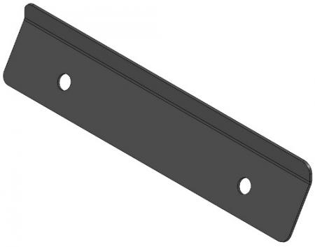 """Small Mounting Rail for 5"""" x 10"""" Window"""