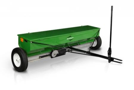 "4-ft. ASB Spreader with Tow Hitch and 16"" Tires"