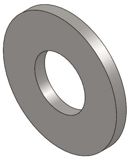 "3/16"" SAE Washer"