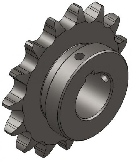 15-Tooth Sprocket
