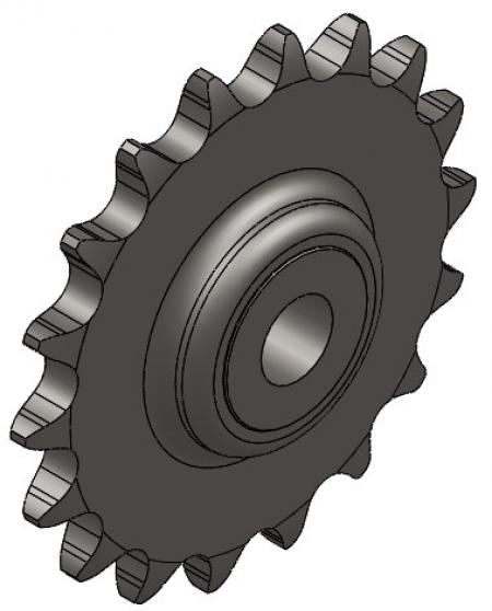 18-Tooth Sprocket