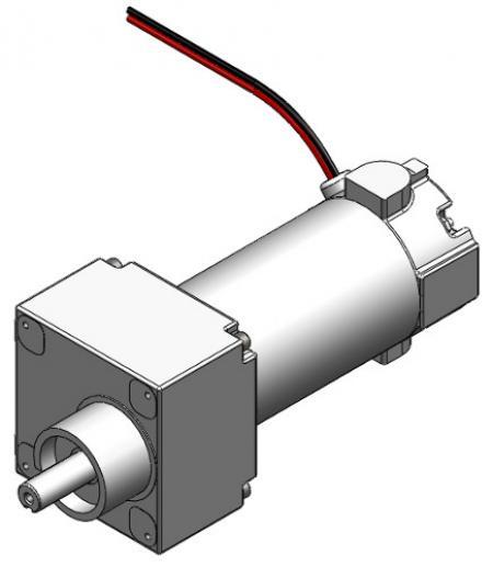 12-Volt, 1/8 HP Electric Motor