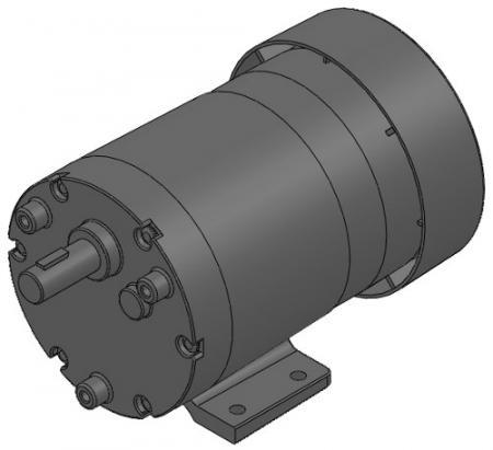 110-Volt Gearmotor
