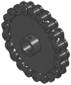 "21-Tooth Chain Sprocket (5/8"" Bore)"