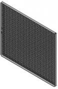 Screen for 10 Cu. Ft. Orbit-Air